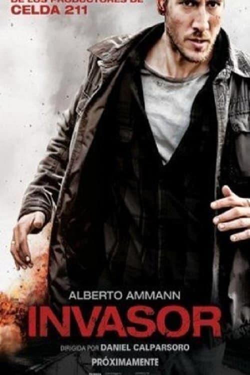 Invader - Poster