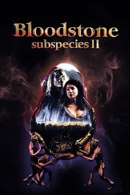 Película Bloodstone: Subspecies II Completamente Gratis
