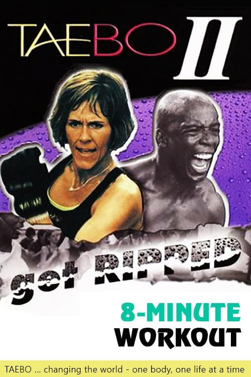 Film TaeBo II: Get Ripped - 8-Minute Workout Gratuit