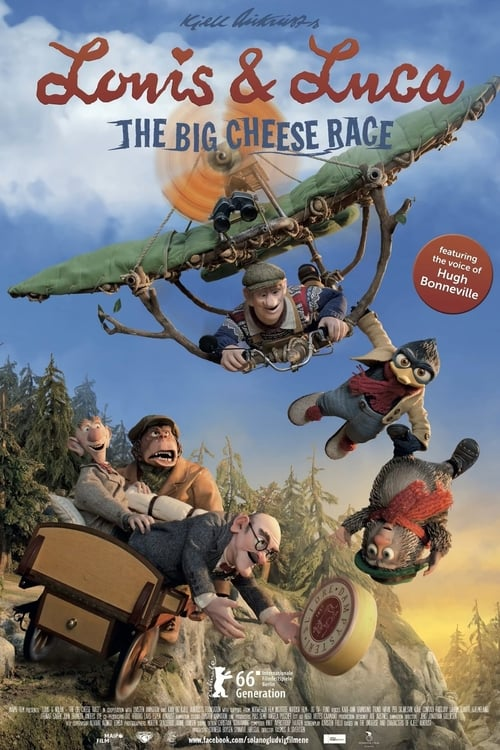 Louis & Luca: The Big Cheese Race
