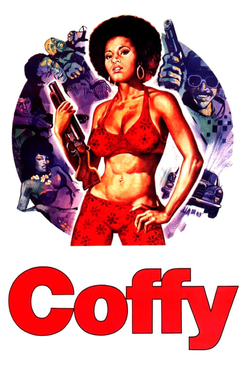The poster of Coffy