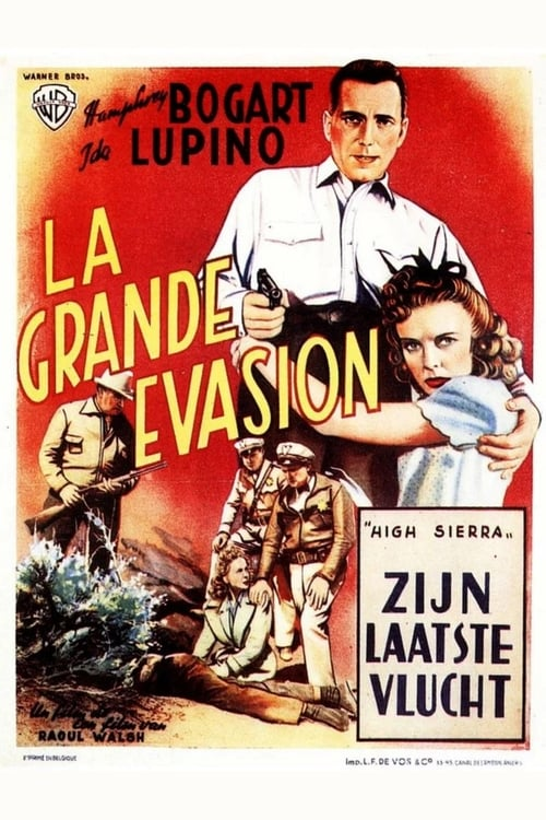 ★ La Grande évasion (1941) streaming film en français