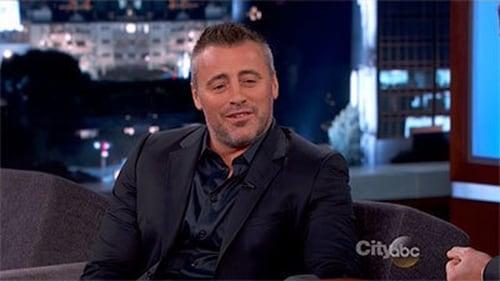 Jimmy Kimmel Live 2014 Streaming: Season 12 – Episode Matt LeBlanc; Lupita Nyong'o; The Fray