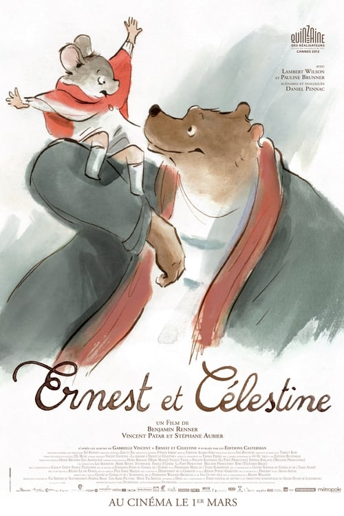 Streaming Ernest & Celestine (2012) Full Movie
