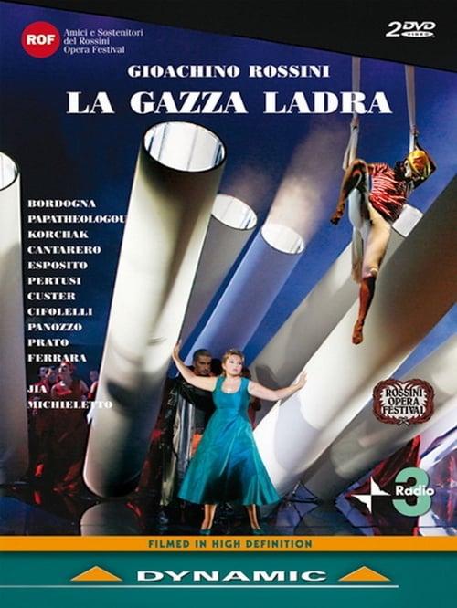 La Gazza Ladra Vidéo Plein Écran Doublé Gratuit en Ligne ULTRA HD
