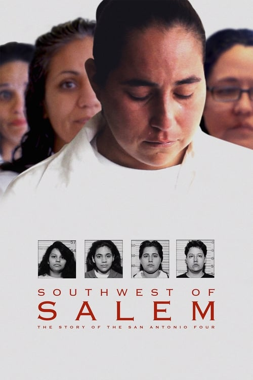 Largescale poster for Southwest of Salem: The Story of the San Antonio Four