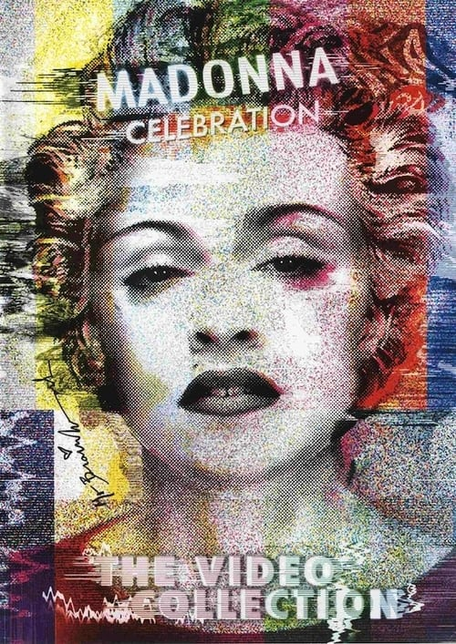 Largescale poster for Madonna: Celebration The Video Collection