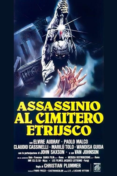 Assistir Assassinio Al Cimitero Etrusco Duplicado Completo