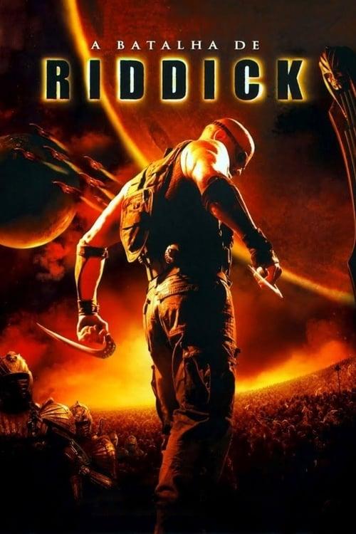 Assistir A Batalha de Riddick