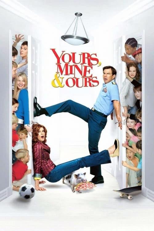 Yours, Mine & Ours - Poster