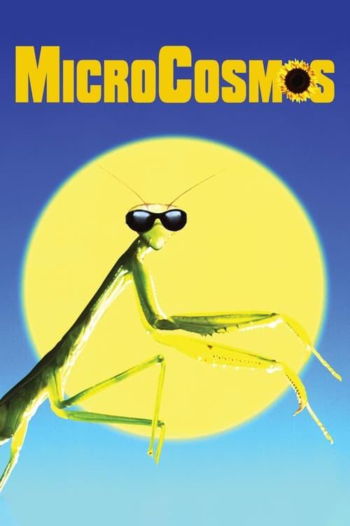 Microcosmos (1996) Poster