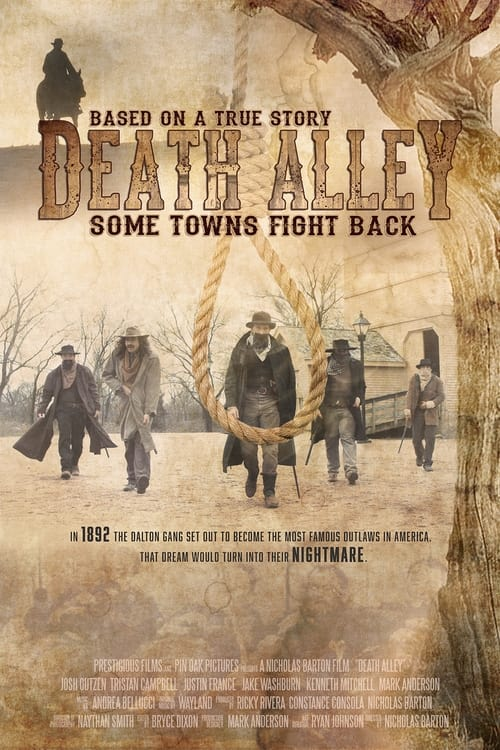 Death Alley Poster