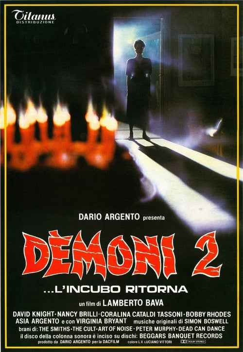Demoni 2... L'incubo ritorna