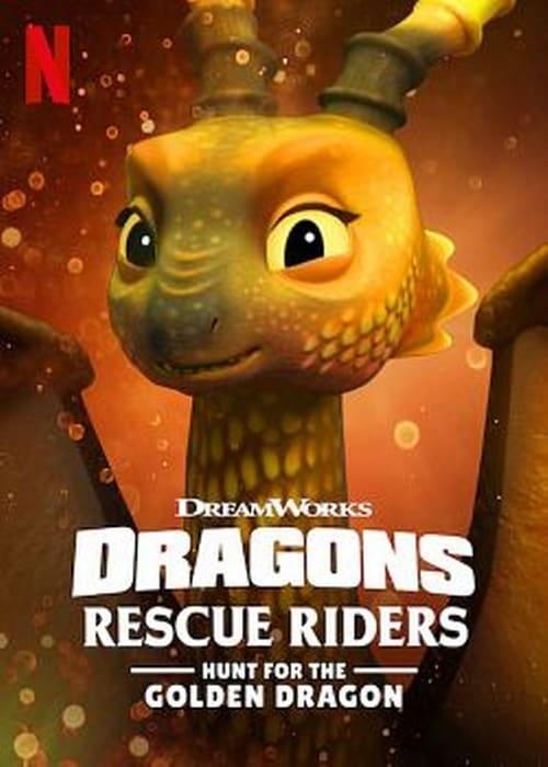 Dragons : Les Gardiens du ciel : À la poursuite du dragon d'or (2020)
