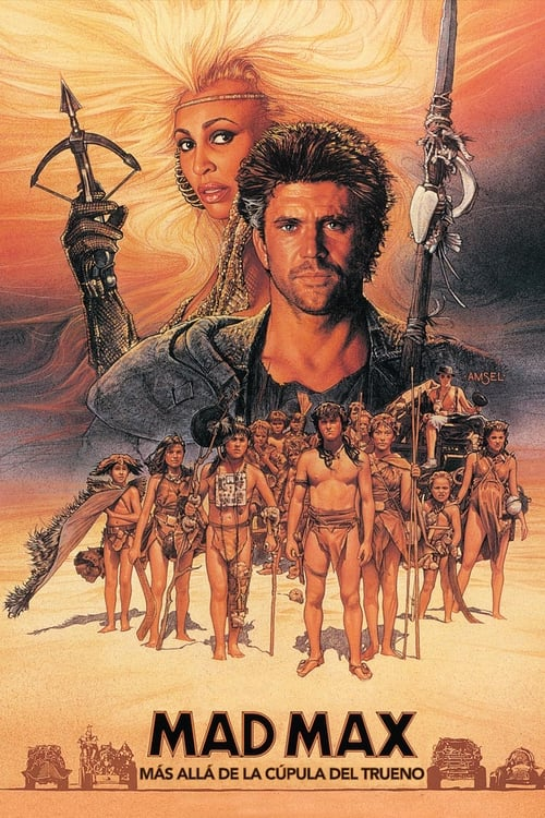 Imagen Mad Max: Más allá de la cúpula del trueno