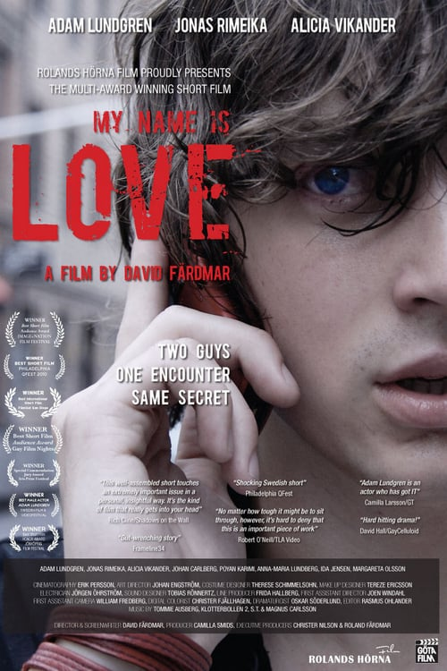 My Name Is Love (2008) Poster