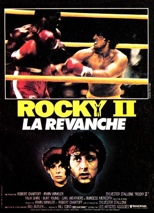 Visualiser Rocky II : La Revanche (1979) Streaming HD FR