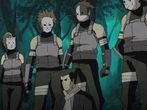 Naruto - Season 4 - Episode 197: Crisis: The Hidden Leaf 11 Gather!