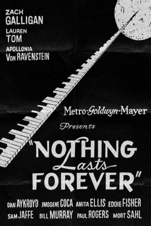 Nothing Lasts Forever (1984) Poster