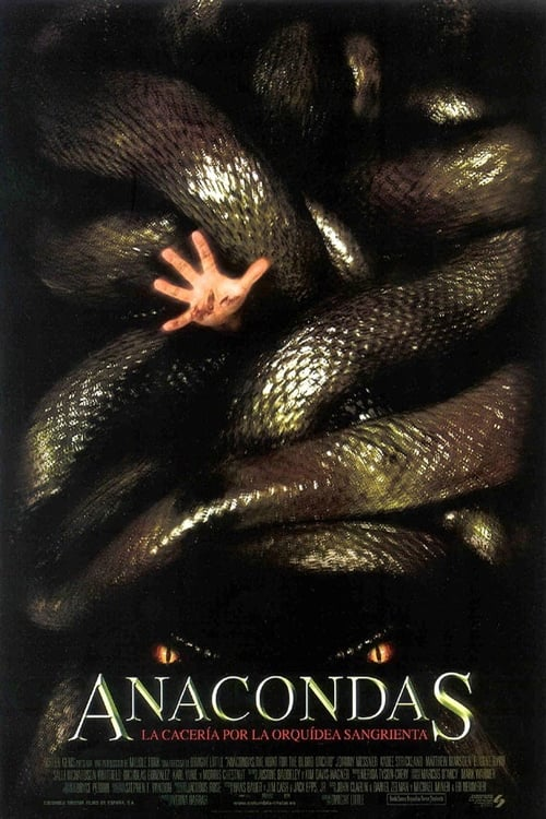 Anacondas: The Hunt for the Blood Orchid pelicula completa