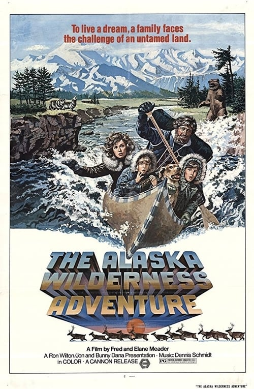 Largescale poster for The Alaska Wilderness Adventure
