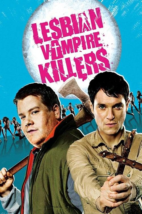 Lesbian Vampire Killers (2009) Poster