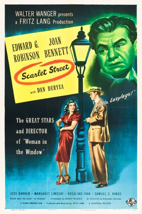 Scarlet Street ( Scarlet Street )
