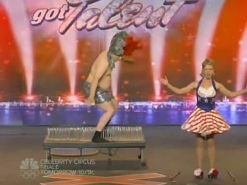 America's Got Talent: Season 3 – Episode Auditions 5, Atlanta