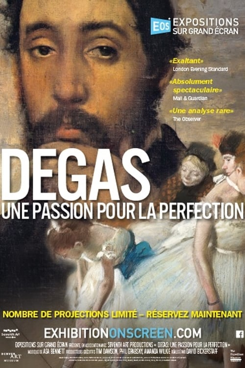 Official 2017 Degas: Passion for Perfection movies Watch Online Download HD Full