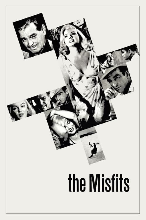 Watch The Misfits (1961) Movie Free Online
