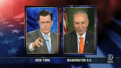 The Colbert Report: Season 9 – Episode Chuck Schumer
