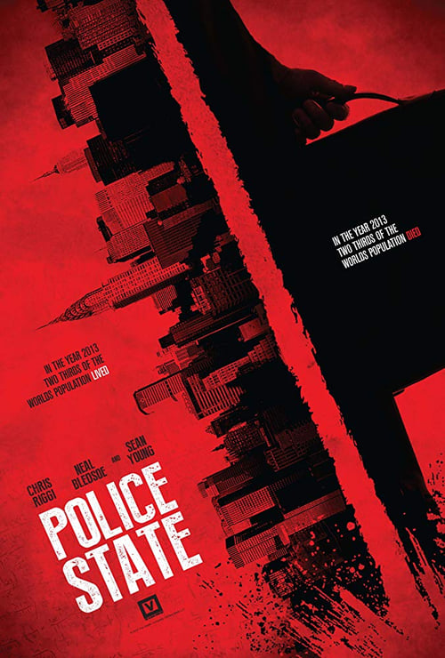 Police State (2018) Poster