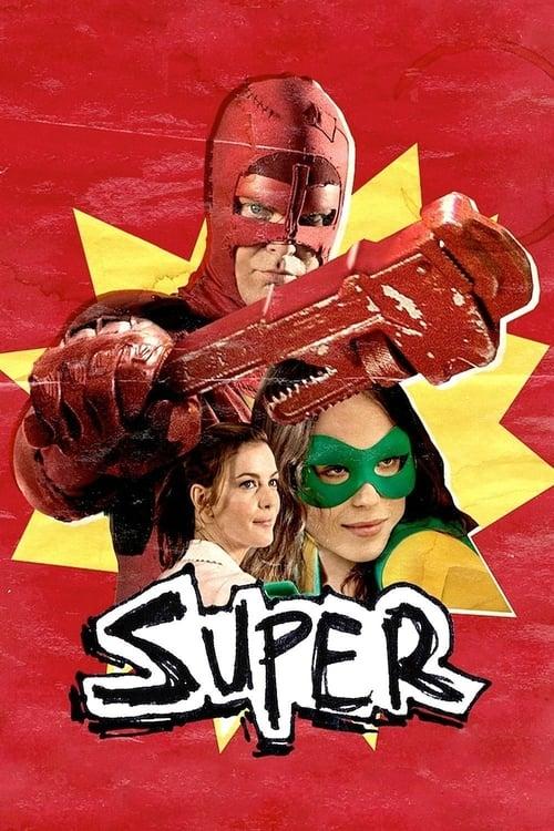Voir Super (2010) Streaming HD FR
