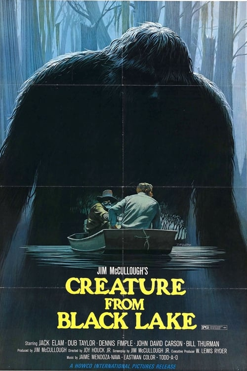 فيلم Creature from Black Lake مع ترجمة