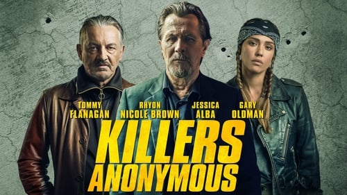 Killers Anonymous Who