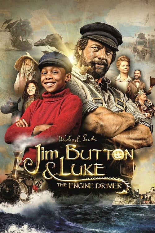 Jim Button and Luke the Engine Driver Hindi Dubbed Hollywood Movie