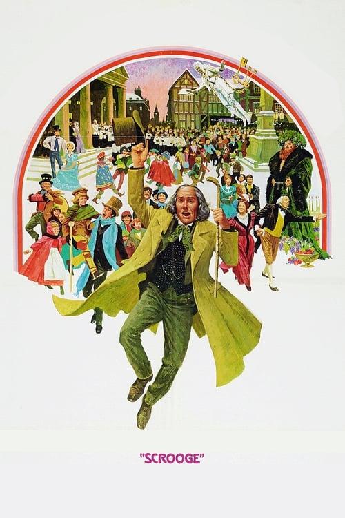Scrooge - Poster