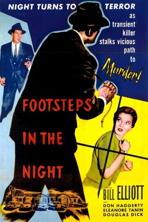 Sledujte Footsteps in the Night V Dobré Kvalitě Hd 720p
