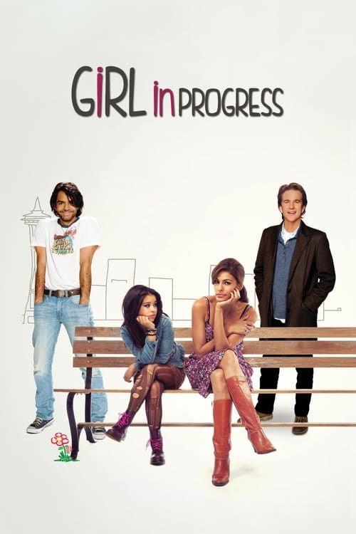 فيلم Girl in Progress مجانا