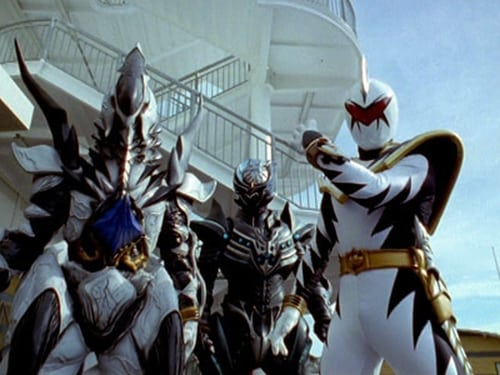 Power Rangers: Dino Thunder – Épisode Triassic Triumph
