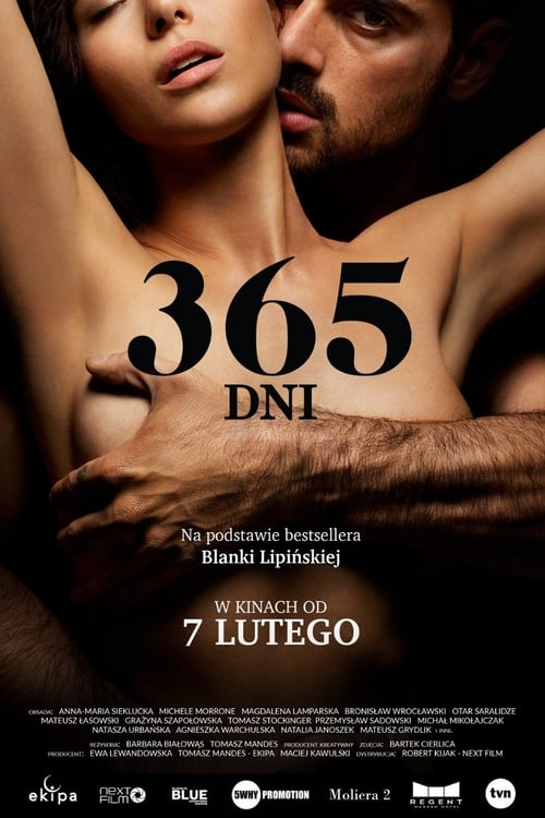 Watch 365 Days (2020) Movie Free Online