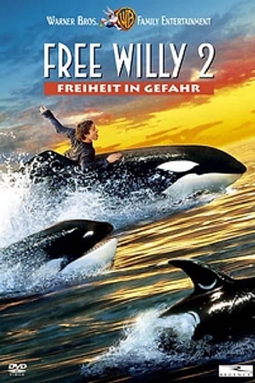 Free Willy 2 - Freiheit in Gefahr - Familie / 1995 / ab 6 Jahre