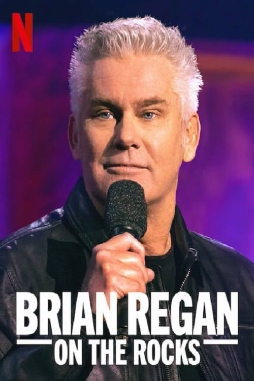 Poster von Brian Regan: On the Rocks