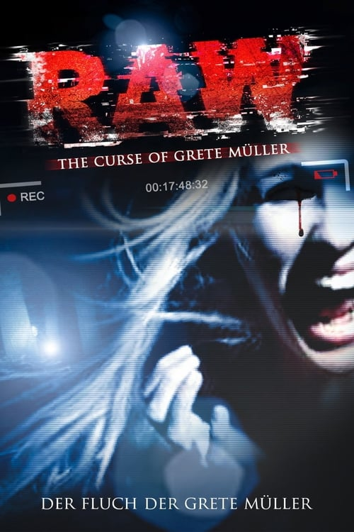 Raw: The Curse of Grete Müller (2013) Poster