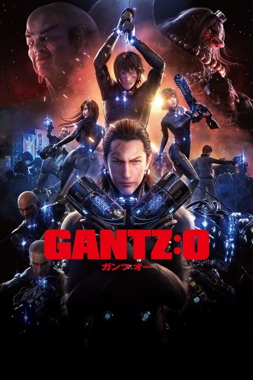 Streaming Gantz:O (2016) Movie Free Online