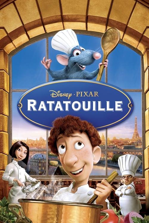 Ratatouille - Animation / 2008 / ab 0 Jahre