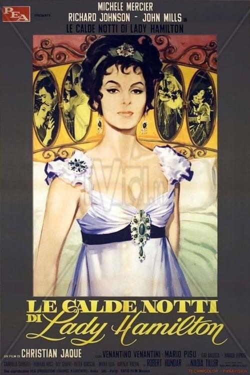 Παρακολουθήστε Ταινία Le calde notti di Lady Hamilton Με Ελληνικούς Υπότιτλους