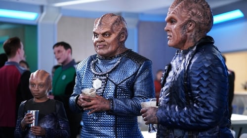 Assistir The Orville S02E01 – 2×01 – Legendado