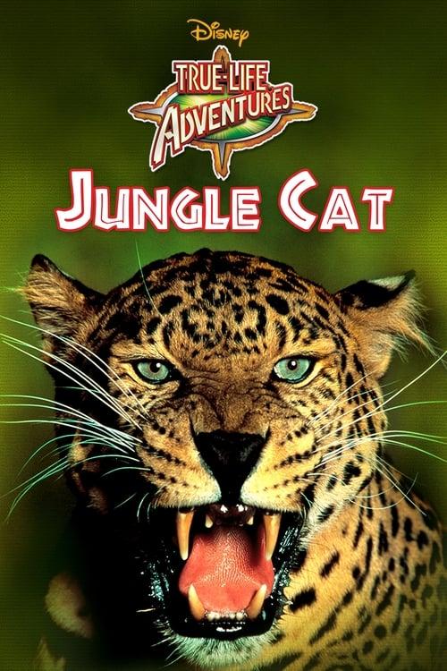 Jungle Cat (1959) Poster