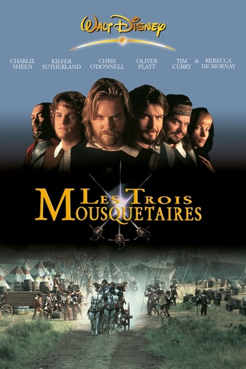 Voir Les Trois Mousquetaires (1993) streaming film en français